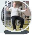 Fitness instruktor