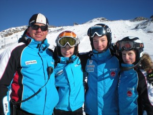 žákovská reprezentace ČR v alpském lyžování